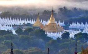 【500.000】某有名ミャンマー地元情報雑誌掲載プラン/メッセージ付き