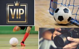 【ご来場で参加】贅沢な体験を! VIP席+記念撮影+始球式+公式ボール