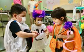 治療を頑張る子どもたちを全力応援
