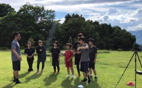 【個人】コーチ陣によるアドバイス付キャンプ動画、写真付き実施報告書