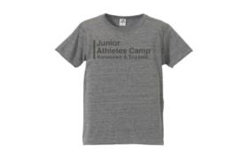 【個人】キャンプTシャツおよびサンクス動画、写真付き実施報告書