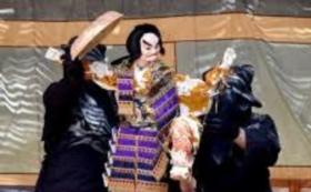 人形浄瑠璃を堪能コース
