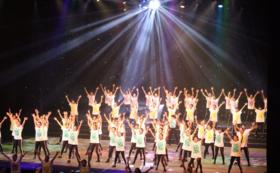 【世界大会で披露したダンスも見れる】支援者のみが入場可能!クラウドファンディング感謝祭ペアチケット
