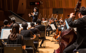 日本フィルがオーケストラ公演に伺います