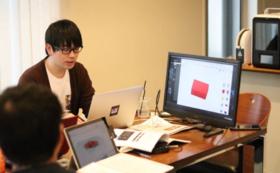 オフライン:3Dモデリングワークショップ(120分) + WS時3Dプリント体験