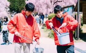 竹田Tキャンプのサポーター!【プロジェクト5つ応援&植樹コース】