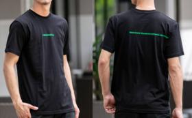 【Readyfor限定!】neutoronicaロゴプリントTシャツ(半袖)