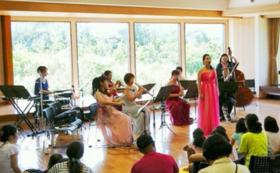 琉球交響楽団メンバーによる生演奏#2