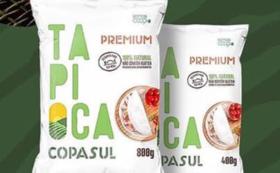 【感謝】ブラジルの特産物タピオカ粉(レシピ付)