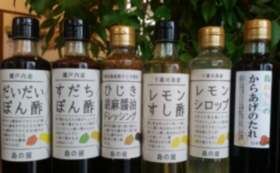【大満足】島の特産品詰め合わせ(7品)