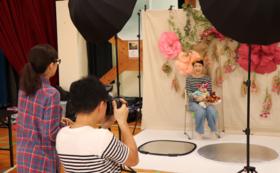 デリバリーPLAY&PHOTO Studio 体験(団体向け)