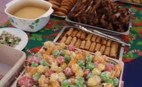 関谷とフィリピン料理お食事会