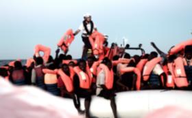 【グッズコース】#Together For Rescue ロゴ入バンダナ&『国境なき助産師が行く』小島毬奈執筆の著書他