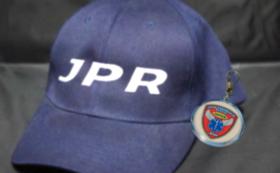 【グッズで応援】JPR オリジナルキャップ & キーホルダー