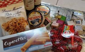 フランスのチーズとチョコレート・お菓子