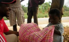 ガーナの文化と魅力を伝える!現地ガイド
