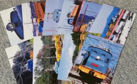 ED31辻良樹オリジナル写真ポストカード