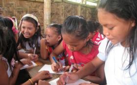 *税額控除対象【ミンダナオ島の子どもたちのために】レポートにお名前掲載(希望制)