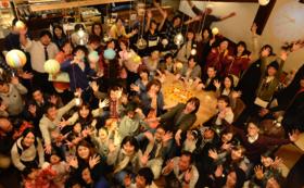 完成オープンパーティ(2020年の春〜夏を予定)