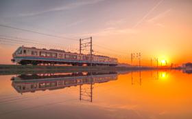 近江鉄道風景ポスターセット