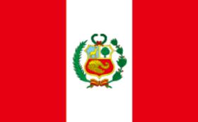 【先着1名】陸競技上ペルー代表ユニーフォーム