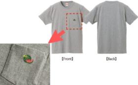 【オリジナルグッズを買って応援!】非売品スイカTシャツ!
