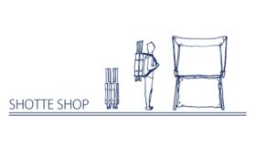 <クラファン限定>折り畳み屋台「ショッテショップ(SHOTTE SHOP)」の先行販売!