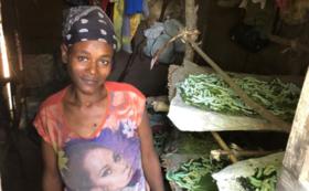 エチオピアの養蚕農家を支えてください!【3000円 応援コース】