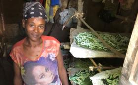 エチオピアの養蚕農家を支えてください!【50000円 応援コース】
