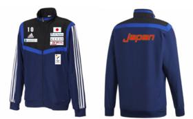 日本代表モデルのジャージをお届けします!