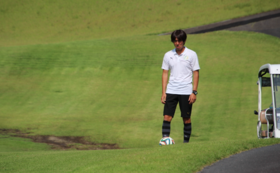 【フットゴルフを見学!】大会にご招待+写真撮影