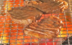 完成したスーパー乳酸菌飲料+仙台厚切り牛タン500gのセット