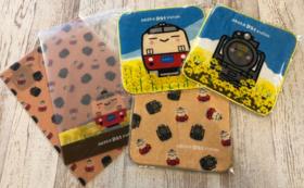 【安平町応援コース】キハくんデゴイチせんぱいグッズをお届け!