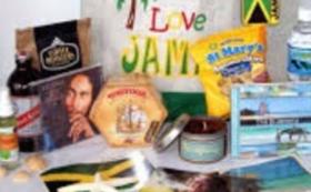 子どもたちが選んだジャマイカのお土産+帰国報告会&英語ディベート大会招待状