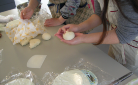 米粉のシフォンケーキ教室を開催します!