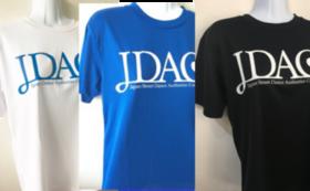 ダンスやスポーツにぴったり!JDACオリジナルTシャツをプレゼント【5,000円コース】