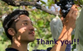 【本田の新規就農を応援してください!】感謝のメール