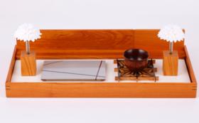 モダン仏壇 大 つまみ細工の菊set