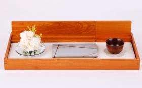 モダン仏壇 大 ガラスドームのアレンジset