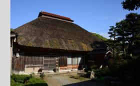 【ご祝儀コース】伝統の茅葺き屋根を守るシルバーサポーターコース