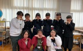 SCOME応援コース+高校生によるお礼の手紙