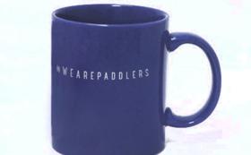 【6500円】全てのパドラーを全力で応援、#we are paddlersマグカップ