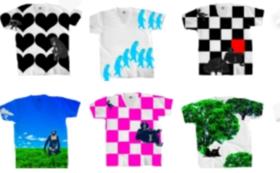 猿の絵柄のTシャツをプレゼント!