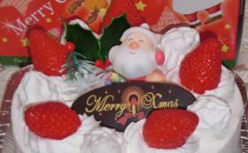 クリスマスケーキ作り教室参加権
