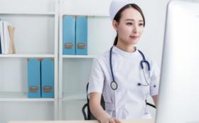 現場で働く看護師と懇談会