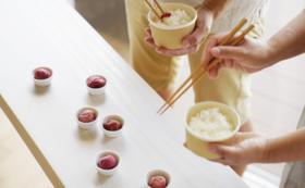 【福井県外の方限定】梅フルコース料理出張会