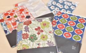 【細長ーい巾着袋】布製傘袋&和紙封筒&ロクロ