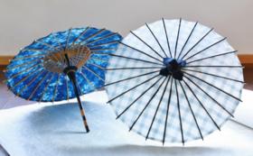 【小さくても本格的!】美濃和紙本格豆和傘&ロクロ