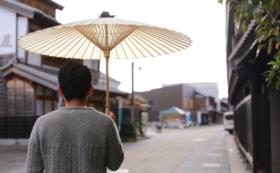 【男性におすすめ】番傘&ロクロ