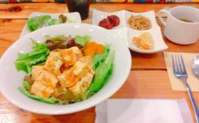 +Green Cafe+で食べて応援!ペアビュッフェお食事チケットコース